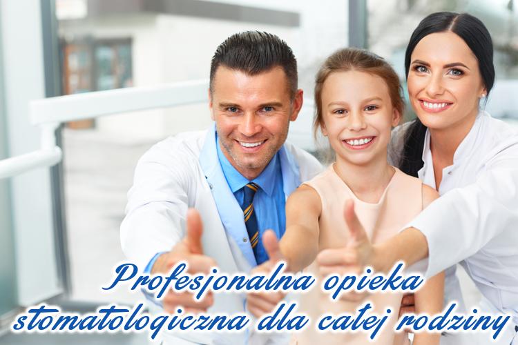 stomatolog stomatologiczna opieka rzeszów dentysta