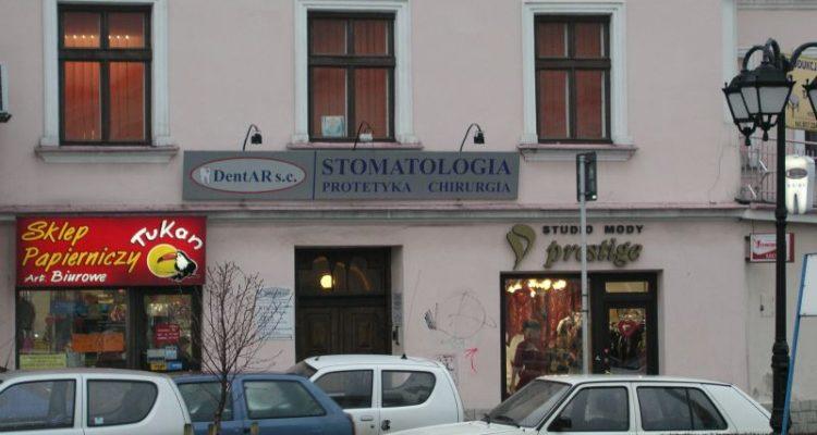 Dentar Centrum Stomatologiczne Rzeszów Mickiewicza